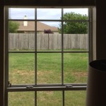 Foggy window glass repaired Austin TX