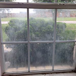 Apartment Window repair - foggy glass repair