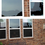 Lakeway Texas window damage